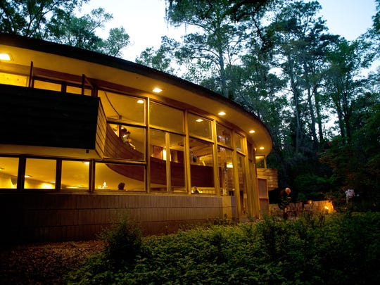 Spend a little time with Frank Lloyd Wright at Spring House on Sunday afternoon.