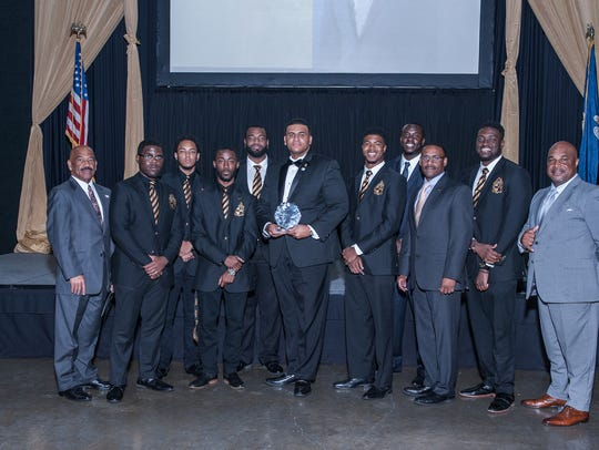 100 Black Men of Greater Lafayette, Inc. and Alpha