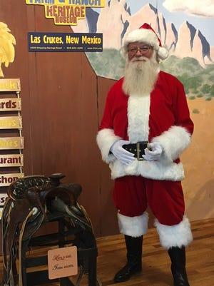 Meet Santa and make campfire cookies at the Farm & Ranch Heritage Museum.