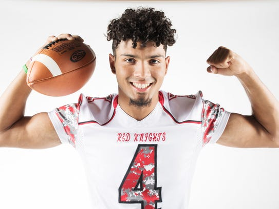 Joe Wilkins, North Fort Myers offensive player finalist