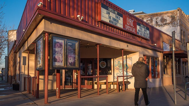 The Lyric Cinema Cafe presented its last Oscar Night at the Lyric at its E. Mountain Ave. location on Sunday, February 26, 2017.  The space has now been sold to Fort Collins philanthropist Pat Stryker.