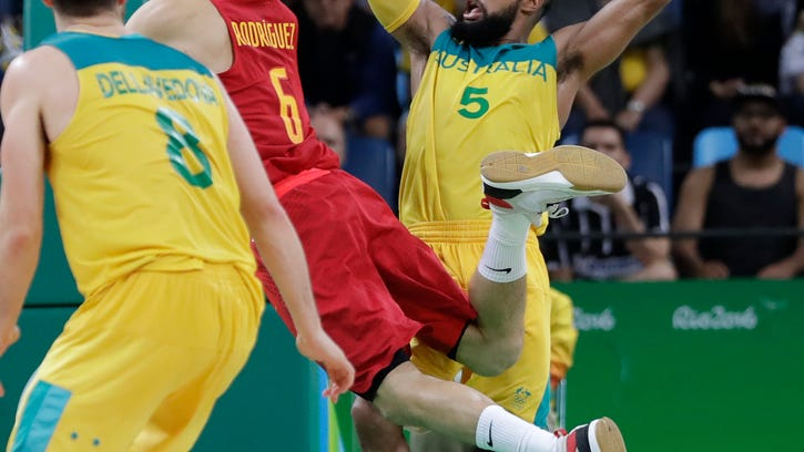 No gold, but Spain thrilled with bronze in Olympic hoops