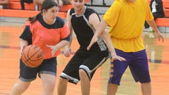 Northville High hosts a special basketball camp