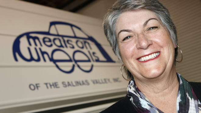 Janine Robinette, executive director of Meals on Wheels of the Salinas Valley.