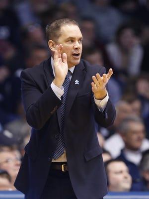 Butler head coach Chris Holtmann is enjoying recruiting momentum this summer.