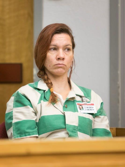 Mary Rice arraignment