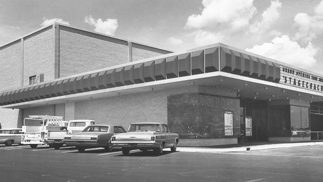 The Westwood Theatre, a relocation of the downtown Queen movie theater to the suburbs of Abilene, opened July 28, 1966.