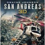 Dwayne Johnson stars in the earthquake epic 'San Andreas.'