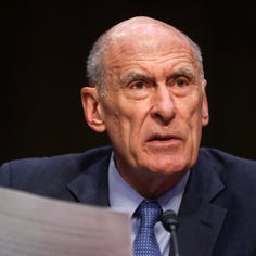 Intelligence chief Coats says as long as he can 'speak truth,'  he's on board with Trump