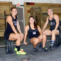 Brevard women excel in weightlifting