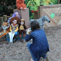 Lots of little Minions, Star Wars characters, princesses and cowboys are expected to show up for the first weekend of Boo in the Zoo at Greenville Zoo.