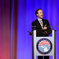 Lennox: Could Gov. Calley be in cards?