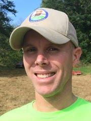 Jason Armour, an employee of the city of Fishers, said each year there is less and less trash found during the annual White River Cleanup.