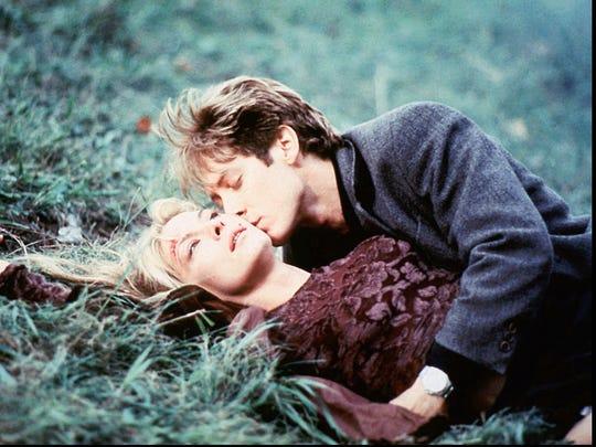 "Deborah Unger and James Spader in a scene from David Cronengerg's ""Crash,"" screening as part of the Asbury Park Erotic Film Festival."
