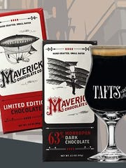 Taft's Ale House has used Maverick Chocolate Company
