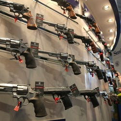 If you own these funds, you are an investor in the major gunmakers