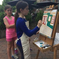 Inspire young artists at Queen City Plein Air Festival