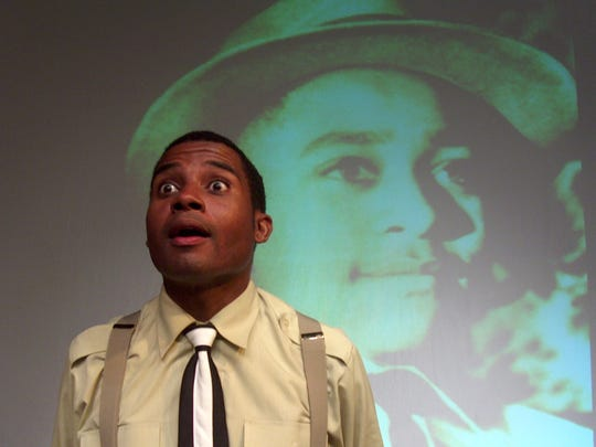 Mike Wiley in Dar He: The Story of Emmett Till.