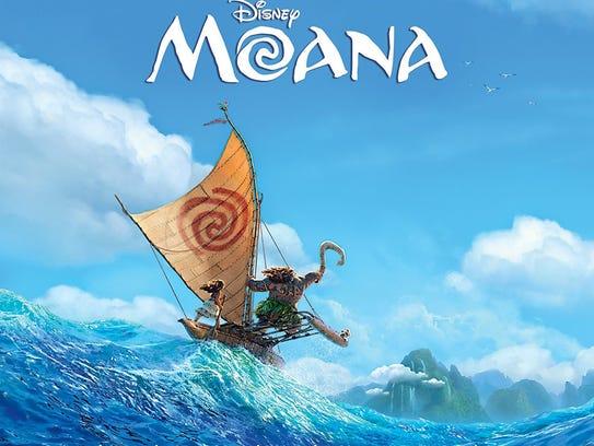 Moana, Soundtrack