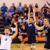Photos: Dallastown, Central volleyball reach district semifinals