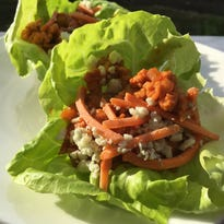 Tailgate ready? Try lettuce wrap Sloppy Joes with ground turkey