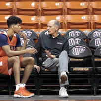 Former interim head coach moves on from UTEP basketball