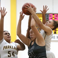 High school basketball results for Dec. 15