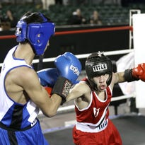 Dedicated teen boxer is American living in Mexico, training in New Mexico