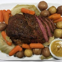 Instant Pot your corned beef and cabbage for St. Patrick's Day