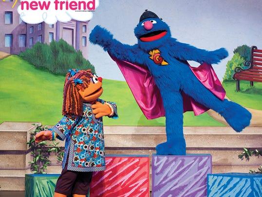 Sesame Street Live: 'Make a New Friend'
