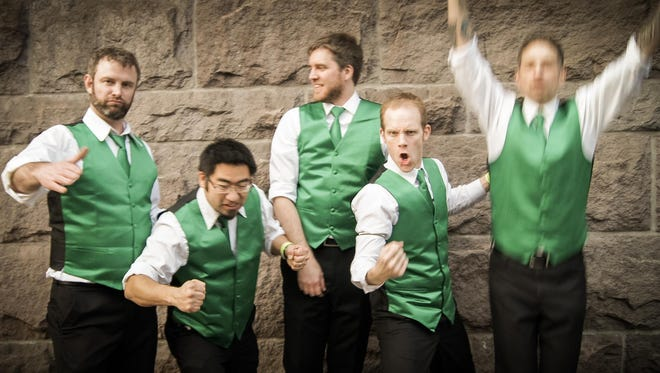 Monmouth Music in the Park will wrap up with Portland Celtic band Coming Up Threes at 6:30 p.m. Aug. 30. Free.