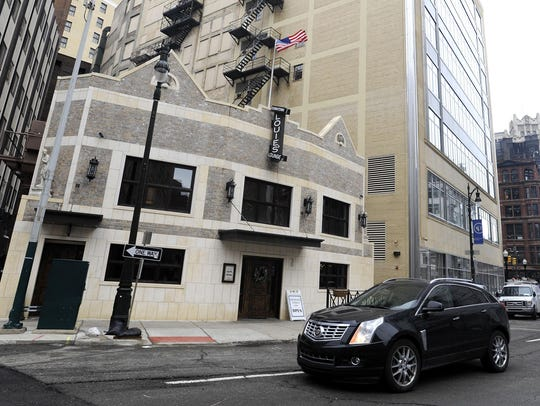 Downtown Louie's took three years to transform into