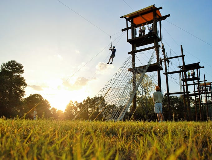 The UCF Outdoor Adventure Center hosts an Open Knight