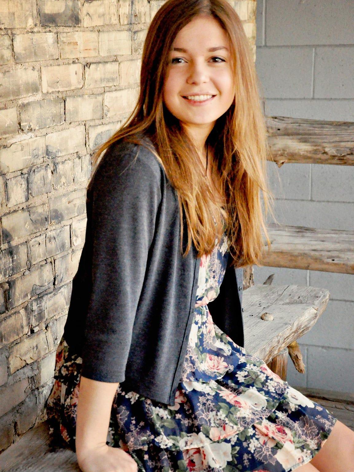 Allyssa Pant, Wellspring Preparatory High