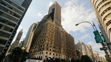 Here's who is behind LLCs buying Trump real estate