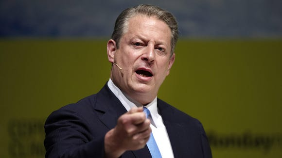 Former U.S. Vice President Al Gore, who has not historically endorsed in Nashville local politics, asks friends in a Monday email to contribute to Charles Robert Bone's campaign for mayor.