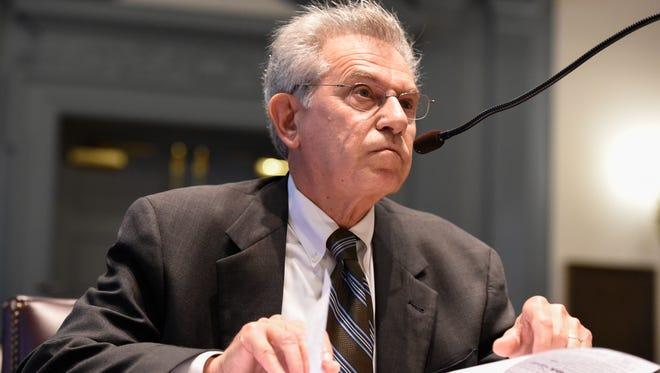 Delaware Education Secretary Steven Godowsky