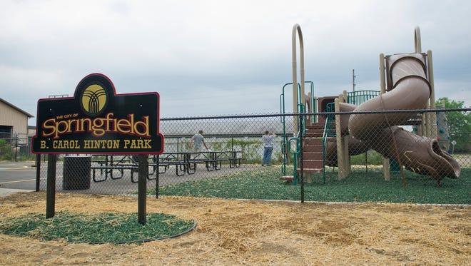 Springfield's B. Carol Hilton Park.