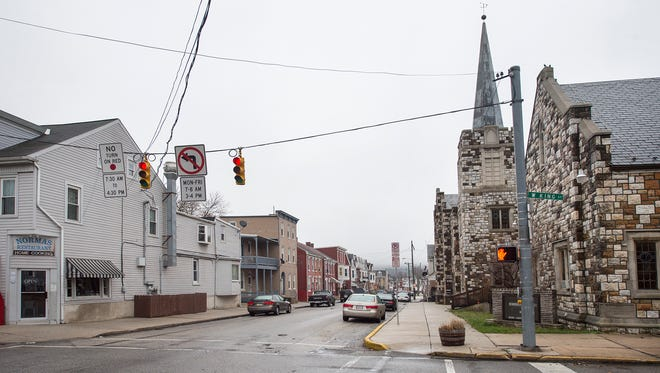 Two recent shootings took place near the Intersection of South West and King streets in York.
