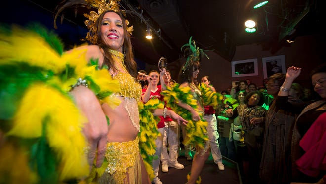 The Jazz Kitchen hosts a  Brazilian carnaval celebration Feb. 6 and a Fat Tuesday party Feb. 9.