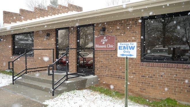 The EMW women's clinic in Lexington.