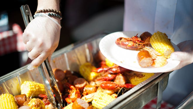 Sample a plethora of regional dishes from southeastern Louisiana at the Southwest Cajun Fest.