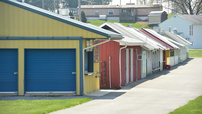 The Fairgrounds are on the list of work areas for ShipShape Cleanup Day in Shippensburg.