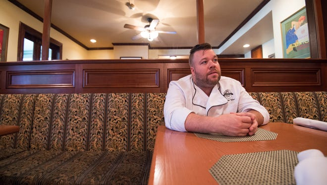 Wilson Gates, owner of The Buttery and a soon-to-come sushi concept, says finding kitchen talent is harder than ever.