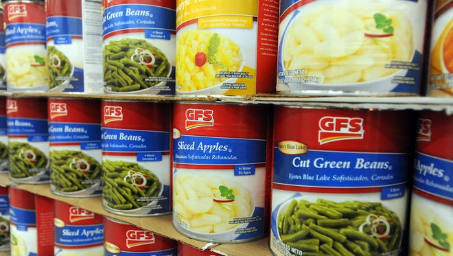 Donations of nonperishable food items will be accepted Friday during the Touchdown to Touch Lives food drive at Pleasant High School. Donations can be dropped off prior to the high school football game between Pleasant and River Valley. The game is scheduled to kick off at 7 p.m. at the Spartans' Don Kay Stadium. All food will be given to the Marion County Food Alliance Network.