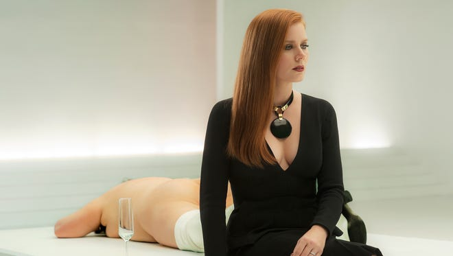"Amy Adams stars in ""Nocturnal Animals,"" a new thriller from Tom Ford."