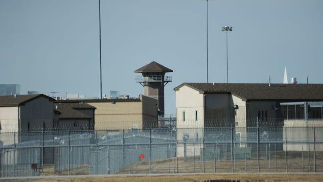 James T. Vaughn Correctional Center near Smyrna