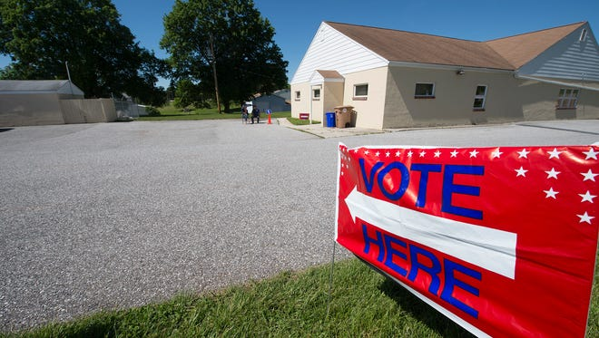 Voters will head to polls in the primary May 15.