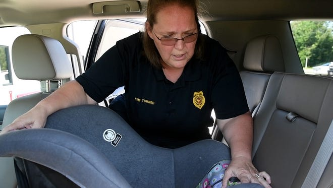 Summer Safety Car Seat Installation, What Fire Stations Install Car Seats