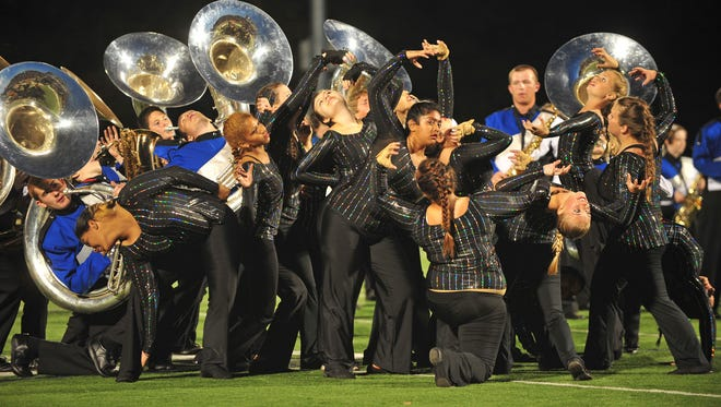 The Roxbury Marching Gaels will host the Marching Band Classic Sept. 23 at the high school